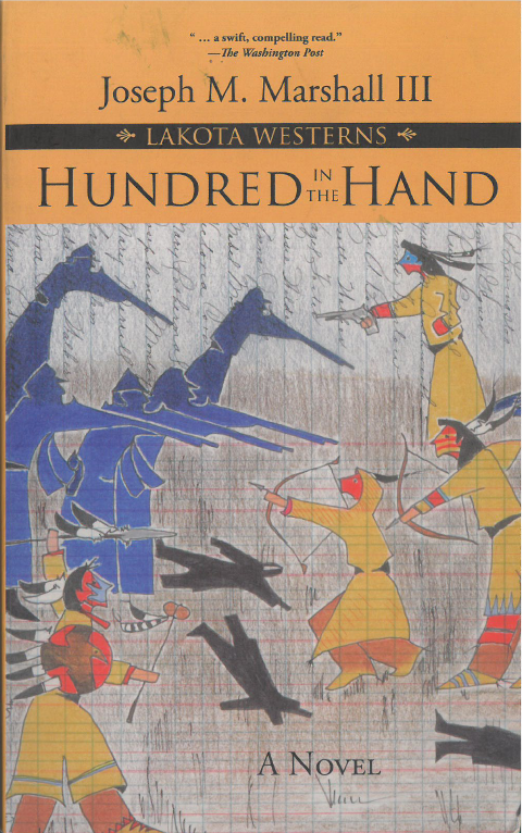 Hundred in the Hand book cover.
